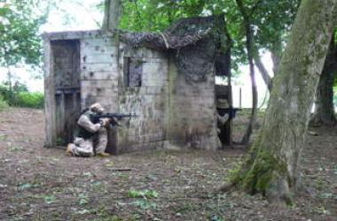 Paintball Near Cardiff