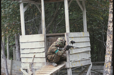 Bridge Paintball 2