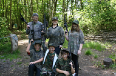 south wales laser tag