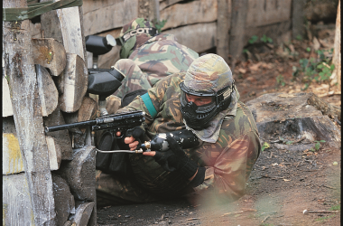 Paintballing Taskforce