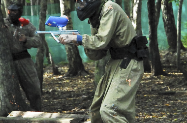 Paintball South Wales
