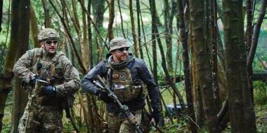 airsoft players cardiff